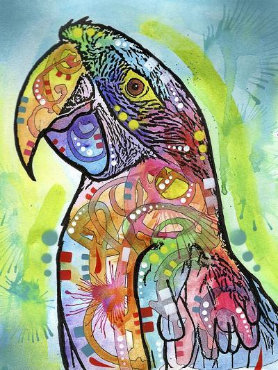 Macaw-Dean Russo-Giclee Print