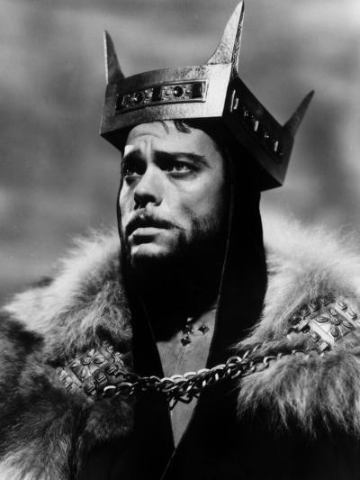 Macbeth, Orson Welles, 1948--Photo