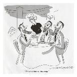 Gourmet - March, 1946-Macdonald-Premium Giclee Print
