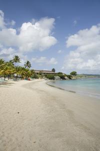 Beach at the Buccaneer, St. Croix by Macduff Everton