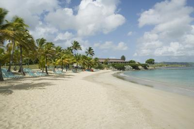 Beach at the Buccaneer, St. Croix
