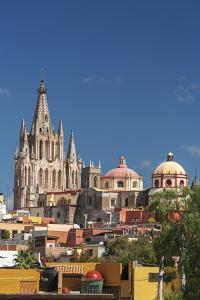 San Miguel De Allende by Macduff Everton