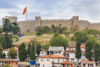 Macedonia, Ohrid, Czar Samuel's Fortress. Ohrid-Emily Wilson-Photographic Print