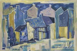 Village Houses No.4 by MacEwan