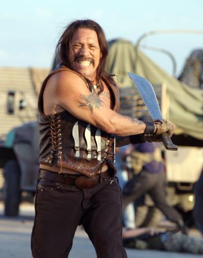 Machete--Photo