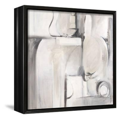 Machine Shop II-Kari Taylor-Framed Canvas Print