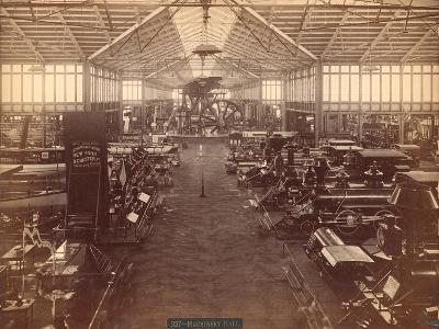 Machinery Hall--Photographic Print