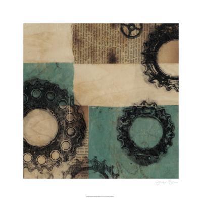 Machinery II-Jennifer Goldberger-Limited Edition