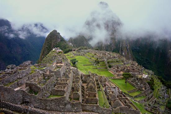 Machu Picchu Peru Photo Poster--Photo
