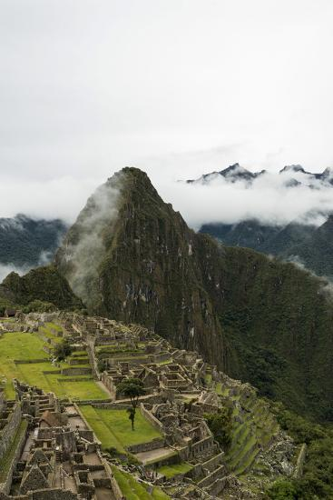 Machu Picchu, UNESCO World Heritage Site, the Sacred Valley, Peru, South America-Ben Pipe-Photographic Print
