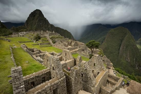 Machu Picchu-Michael Melford-Photographic Print