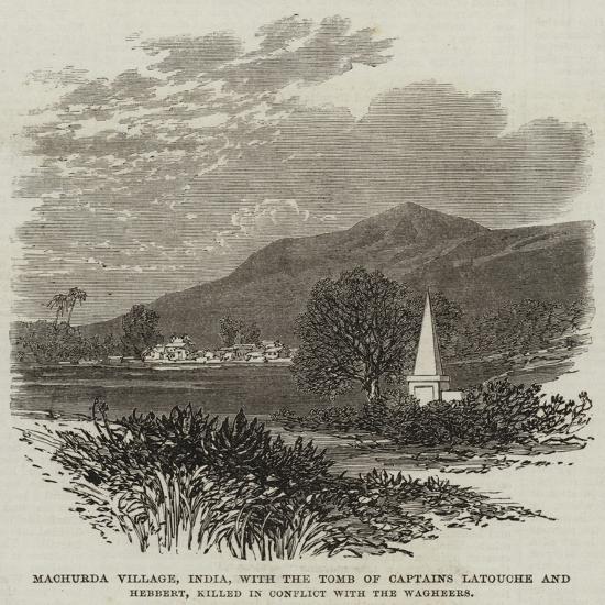 Machurda Village--Giclee Print