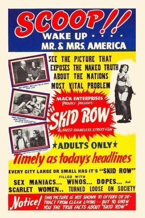 Skid Row-Scoop-Wake Up America