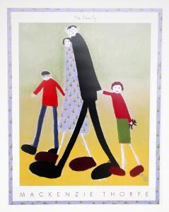 Family by Mackenzie Thorpe