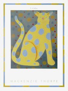 S. Catten by Mackenzie Thorpe