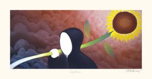 Sunshine by Mackenzie Thorpe