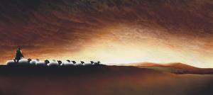 Through Till Dawn by Mackenzie Thorpe