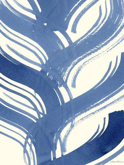 Macrame Blue IV-Vanna Lam-Art Print