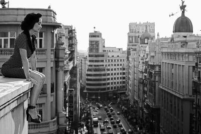 Mad Madrid-Alejandro Marcos-Photographic Print