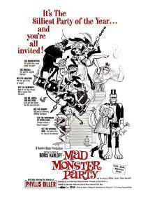 Mad Monster Party, 1967