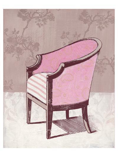 Madame Annabelle-Anna Flores-Art Print