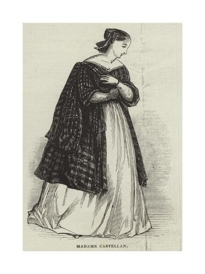 Madame Castellan--Giclee Print
