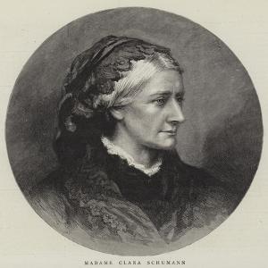 Madame Clara Schumann