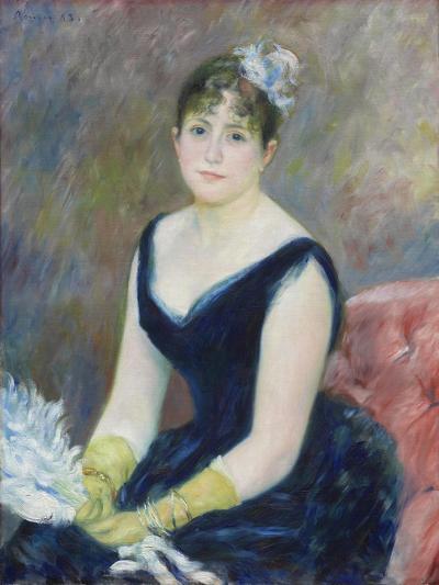 Madame L?on Clapisson, 1883-Pierre-Auguste Renoir-Giclee Print