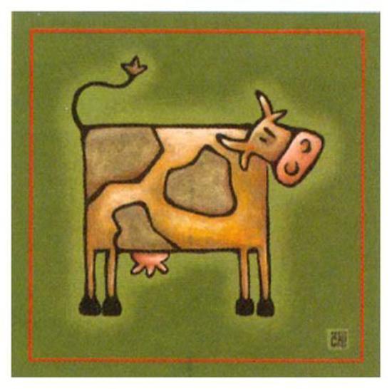 Madame la Vache-Raphaele Goisque-Art Print