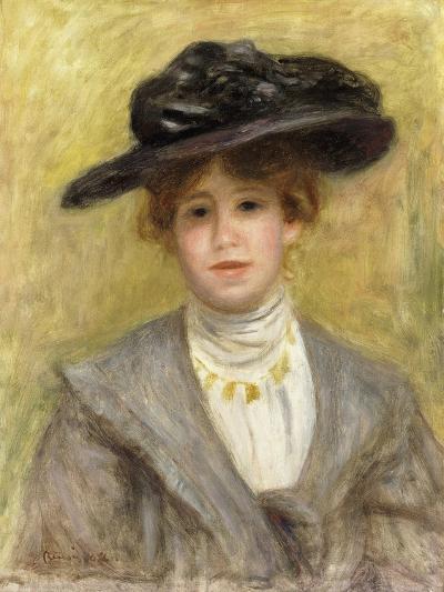 Madame Paul Valery, 1904-Pierre-Auguste Renoir-Giclee Print