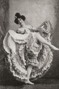 Madame Saharet Aka Clarissa Campbell or Clarice Campbell