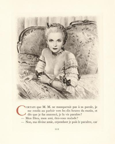 Madame-Gabriel Ferrier-Premium Giclee Print