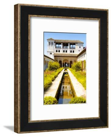 Made in Spain Collection - Amazing Alhambra III-Philippe Hugonnard-Framed Photographic Print