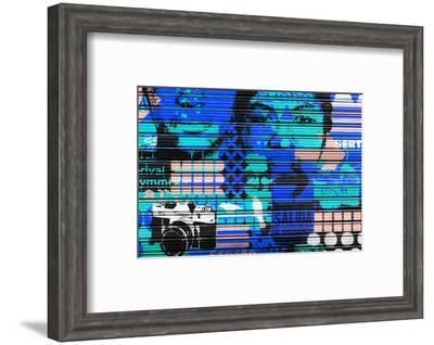 Made in Spain Collection - Colourful Blind IV-Philippe Hugonnard-Framed Photographic Print