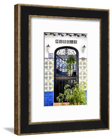 Made in Spain Collection - Main Entrance-Philippe Hugonnard-Framed Photographic Print
