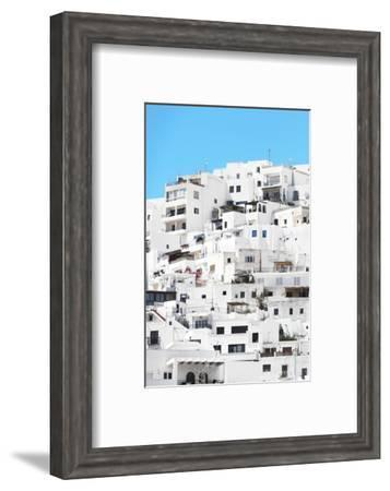 Made in Spain Collection - White Village of Mojacar II-Philippe Hugonnard-Framed Photographic Print