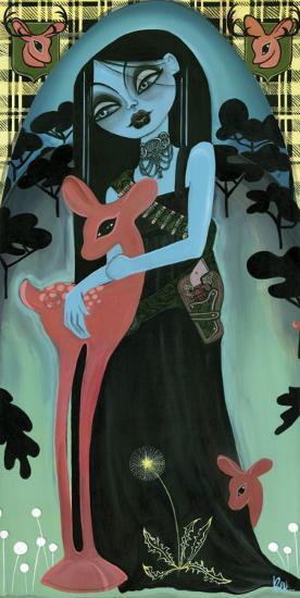 Madeerna-Bev Hogue-Art Print