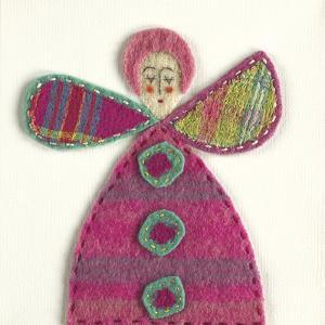 Fuzzy Fairy I by Madeleine Millington