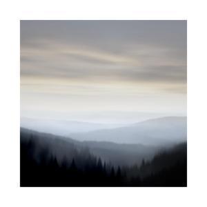 Mountain Vista I by Madeline Clark