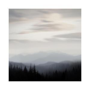 Mountain Vista II by Madeline Clark
