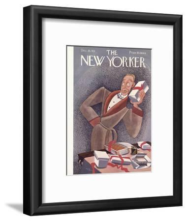 The New Yorker Cover - December 26, 1931