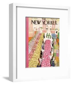 The New Yorker Cover - March 19, 1932 by Madeline S. Pereny