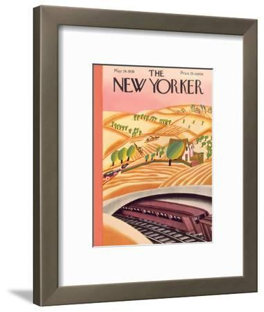 The New Yorker Cover - May 24, 1930