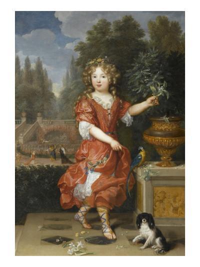 Mademoiselle de Blois-Pierre Mignard-Giclee Print