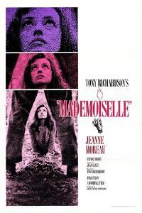 Mademoiselle, Jeanne Moreau, 1966