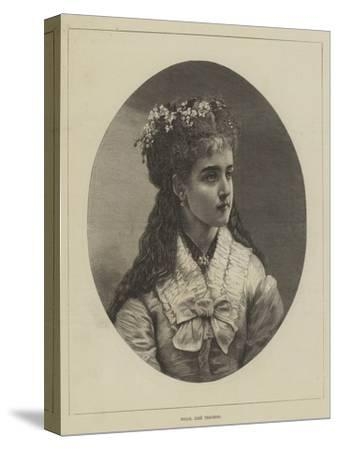 Mademoiselle Zare Thalberg