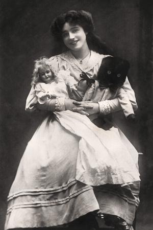 Madge Crichton (B188), Actress, 1906- Lemeilleur-Photographic Print
