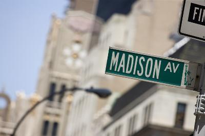 Madison Avenue--Photographic Print