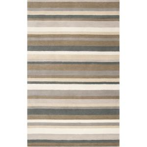 Madison Square Awning Awning Area Rug - Beige/Gray 5' x 7'6""