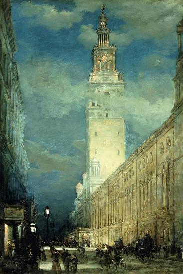 Madison Square Garden, 1898-1900-James David Smillie-Giclee Print